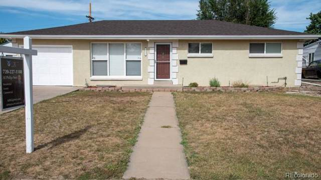 8692 Concord Lane, Westminster, CO 80031 (MLS #6564900) :: 8z Real Estate