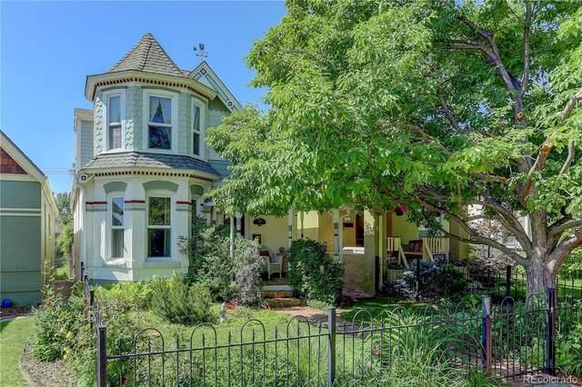 3344 W Moncrieff Place, Denver, CO 80211 (MLS #6566364) :: 8z Real Estate