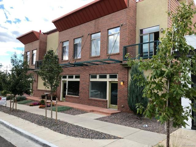2405 E 28th Avenue, Denver, CO 80205 (#6566497) :: The Tamborra Team