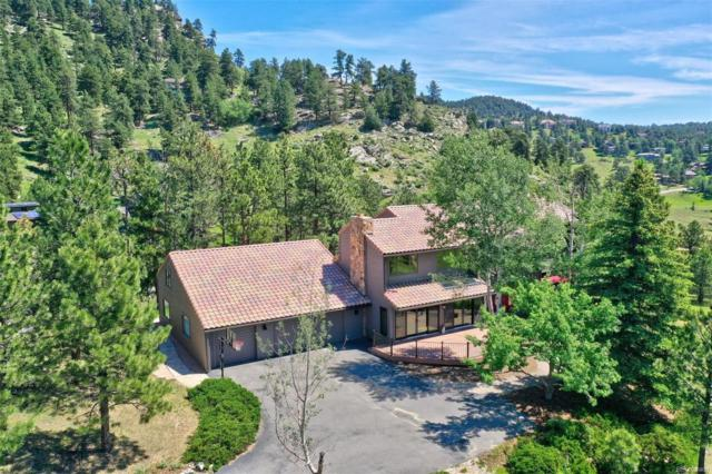 25738 Foothills Drive, Golden, CO 80401 (#6566590) :: Bring Home Denver with Keller Williams Downtown Realty LLC