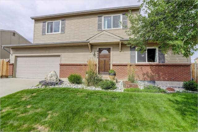 4869 S Flower Way, Denver, CO 80123 (#6566714) :: The DeGrood Team