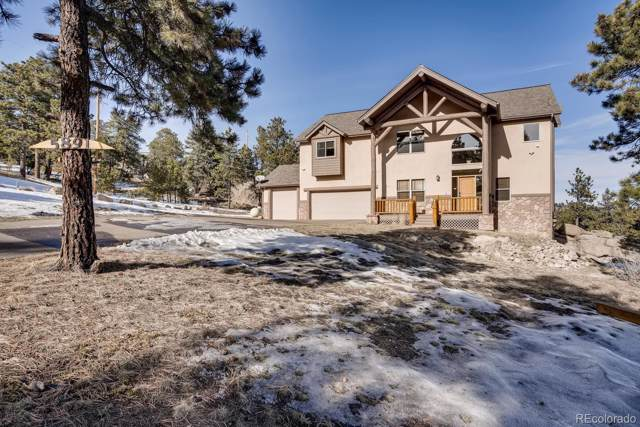 5891 Northwood Drive, Evergreen, CO 80439 (#6566721) :: The Peak Properties Group