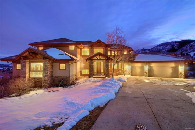 16264 Sandstone Drive, Morrison, CO 80465 (#6567091) :: House Hunters Colorado
