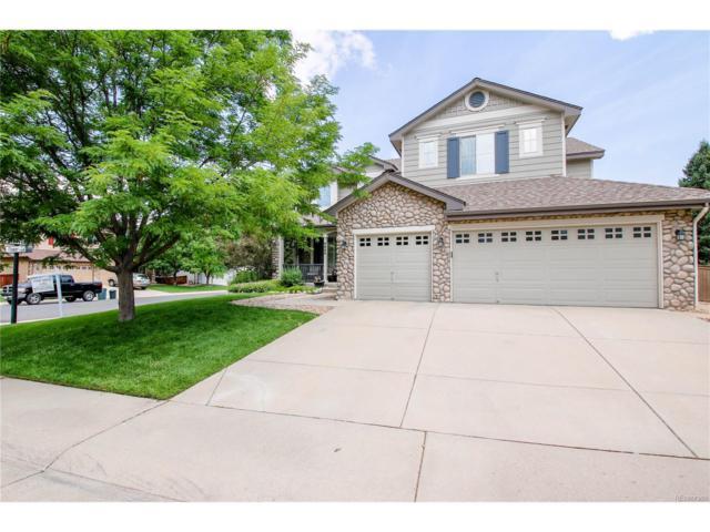 9800 S Flower Court, Littleton, CO 80127 (MLS #6567359) :: 8z Real Estate