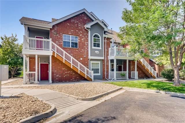 16352 E Fremont Avenue #7, Aurora, CO 80016 (#6567376) :: Compass Colorado Realty