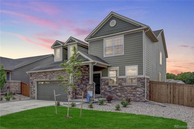 453 S Norfolk Way, Aurora, CO 80017 (MLS #6567838) :: 8z Real Estate