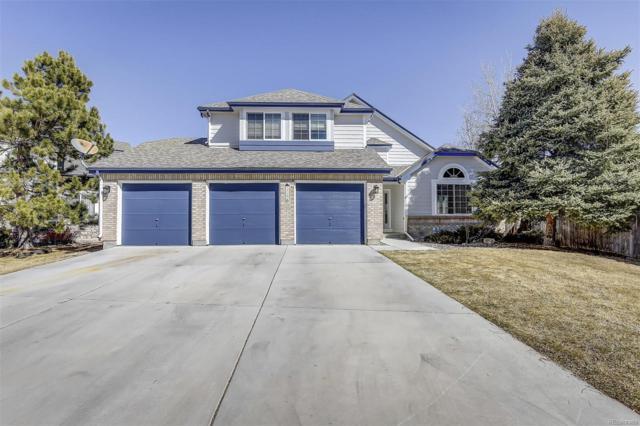 12598 S Elk Creek Court, Parker, CO 80134 (#6568437) :: The Peak Properties Group