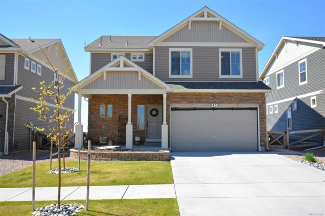 8435 Longleaf Lane, Colorado Springs, CO 80927 (#6568451) :: The Galo Garrido Group