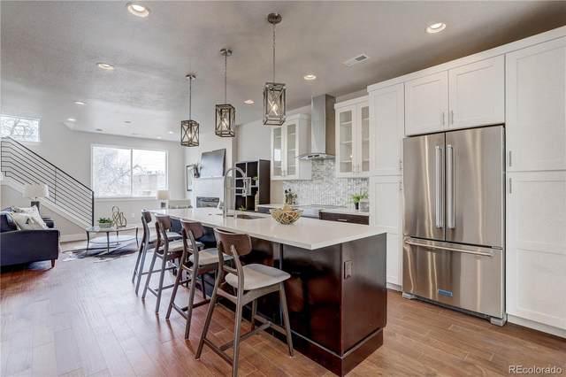 1336 Sheridan Boulevard #106, Denver, CO 80214 (MLS #6568566) :: 8z Real Estate