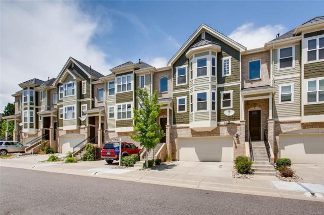 3680 S Beeler Street #4, Denver, CO 80237 (MLS #6568689) :: Kittle Real Estate