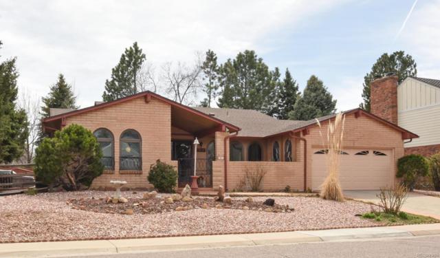 7891 S Clayton Way, Centennial, CO 80122 (#6568823) :: Compass Colorado Realty