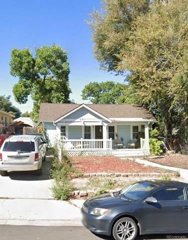 201 S Irving Street, Denver, CO 80219 (#6569236) :: The Gilbert Group