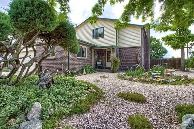 1509 S Jay Street, Lakewood, CO 80232 (#6569279) :: Venterra Real Estate LLC