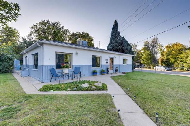 4801 S Delaware Street, Englewood, CO 80110 (MLS #6569548) :: 8z Real Estate
