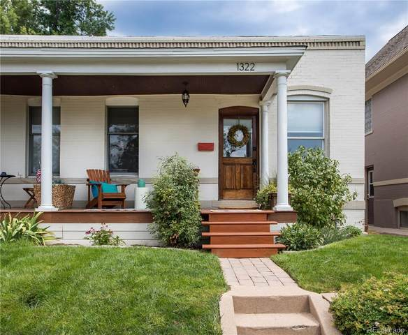1322 S Grant Street, Denver, CO 80210 (MLS #6570027) :: Neuhaus Real Estate, Inc.