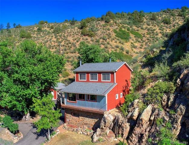 21049 Highway 74, Idledale, CO 80453 (#6570060) :: Berkshire Hathaway Elevated Living Real Estate