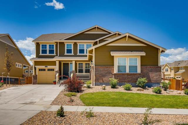 19997 W 95th Avenue, Arvada, CO 80007 (#6570081) :: Berkshire Hathaway Elevated Living Real Estate