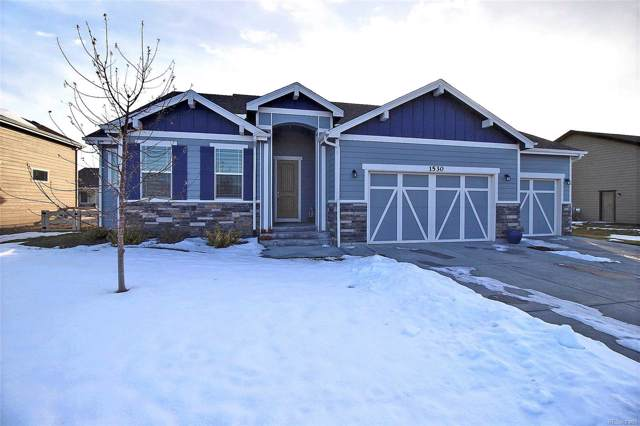 1530 Red Tail Road, Eaton, CO 80615 (MLS #6570196) :: 8z Real Estate