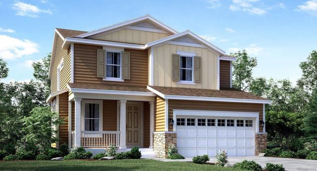 9992 Isle Circle, Parker, CO 80134 (MLS #6570534) :: Kittle Real Estate