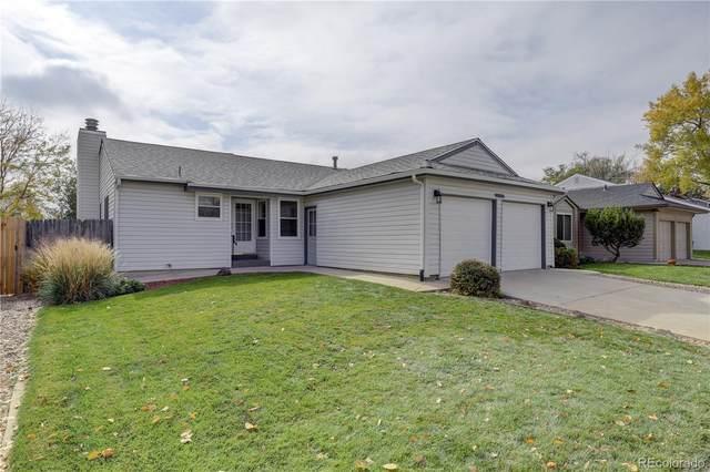 4232 E 126th Place, Thornton, CO 80241 (#6570620) :: Peak Properties Group