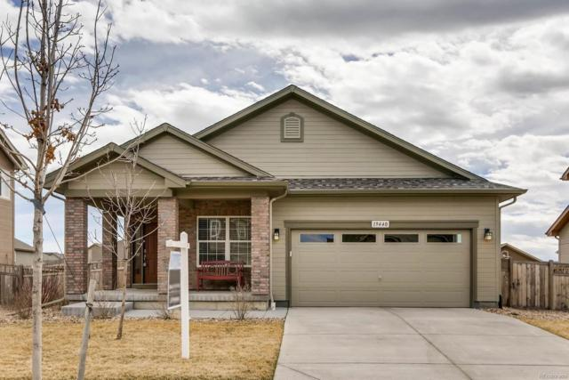 19440 E 61st Drive, Aurora, CO 80019 (#6570672) :: The Peak Properties Group