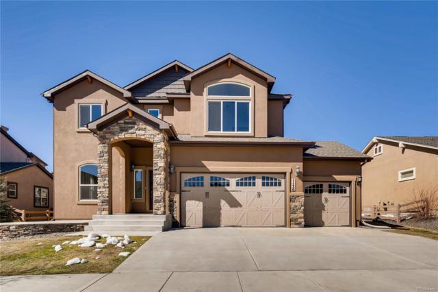 1130 Spectrum Loop, Colorado Springs, CO 80921 (#6570757) :: Mile High Luxury Real Estate