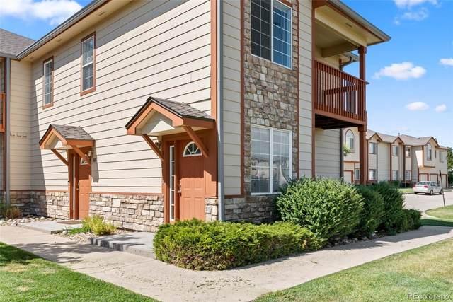3231 E 103rd Place #307, Thornton, CO 80229 (#6570852) :: Kimberly Austin Properties