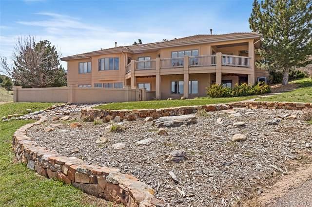 11052 Lone Pine, Littleton, CO 80125 (#6570872) :: HomeSmart