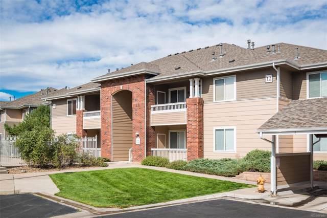 8481 W Union Avenue #12201, Littleton, CO 80123 (MLS #6570902) :: 8z Real Estate
