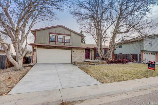 7206 S Yarrow Court, Littleton, CO 80128 (#6571142) :: Stephanie Fryncko | Keller Williams Integrity