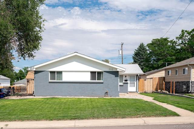 232 S Lowell Boulevard, Denver, CO 80219 (MLS #6571245) :: 8z Real Estate