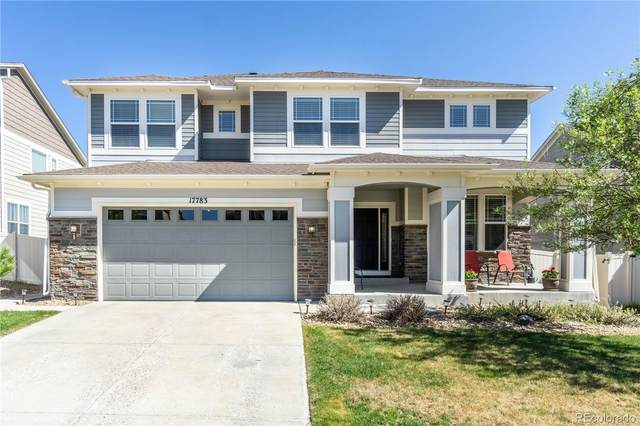 17783 Coral Burst Street, Parker, CO 80134 (#6571263) :: The HomeSmiths Team - Keller Williams