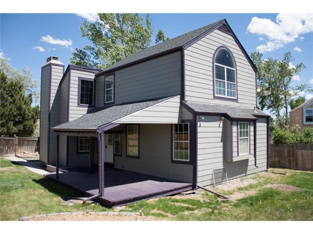 9883 W Elmhurst Place, Littleton, CO 80128 (#6571807) :: The Peak Properties Group