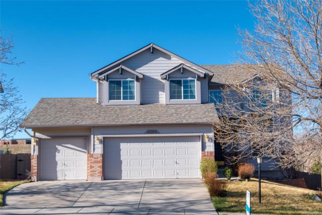 9584 Stoneglen Drive, Colorado Springs, CO 80920 (#6571850) :: The Peak Properties Group