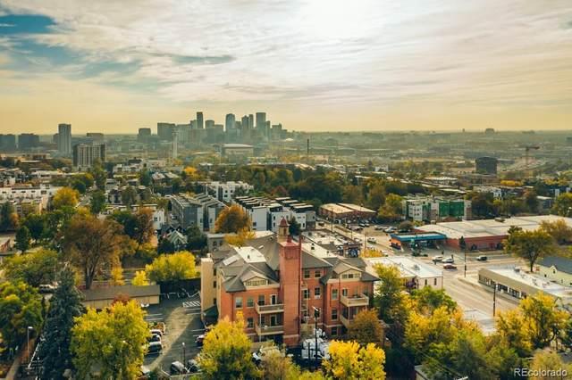 2351 Federal Boulevard #202, Denver, CO 80211 (MLS #6572107) :: 8z Real Estate