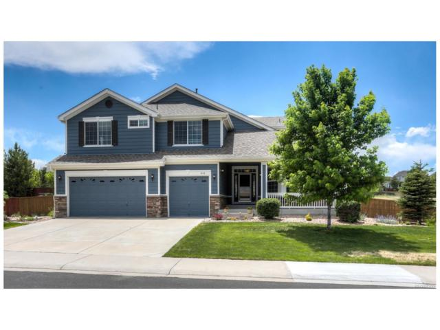 840 Kryptonite Drive, Castle Rock, CO 80108 (MLS #6572542) :: 8z Real Estate