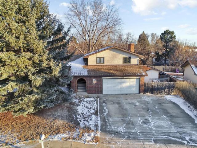 3626 Haven Circle, Colorado Springs, CO 80917 (#6572709) :: The Griffith Home Team