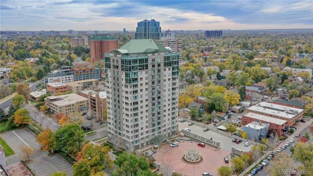 400 E 3rd Avenue #901, Denver, CO 80203 (#6572730) :: The Gilbert Group