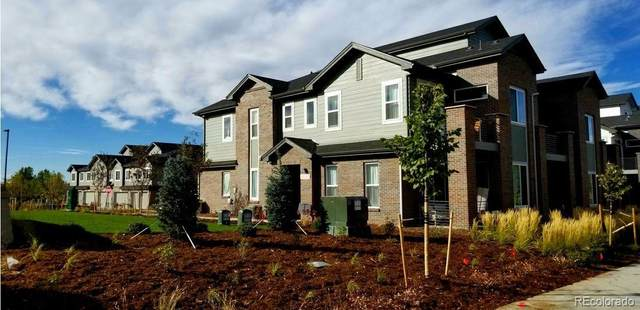 14785 E Belleview Drive #67, Aurora, CO 80015 (#6572902) :: The DeGrood Team