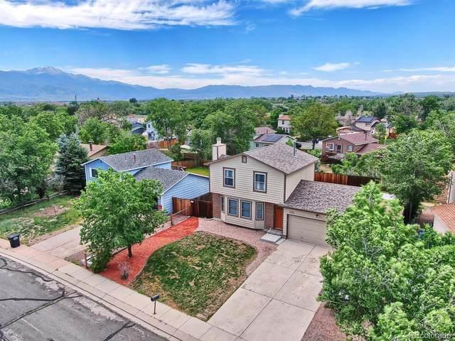 1220 Irving Lane, Colorado Springs, CO 80916 (MLS #6572928) :: Kittle Real Estate