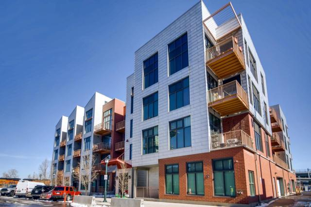 3100 Huron Street 2M, Denver, CO 80202 (#6573459) :: The Heyl Group at Keller Williams