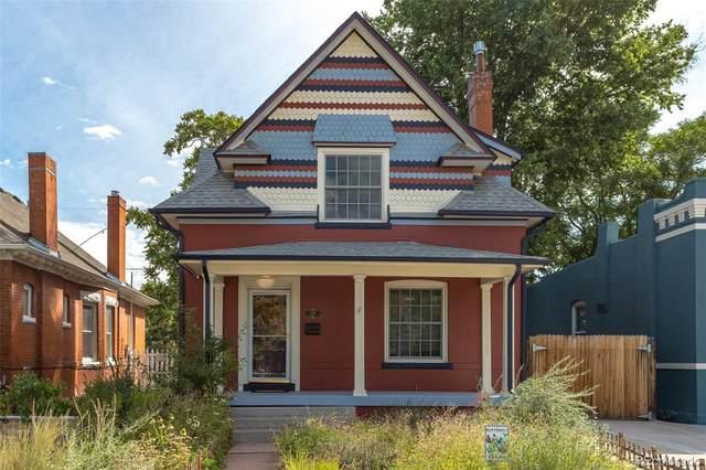456 S Lincoln Street, Denver, CO 80209 (#6573639) :: Own-Sweethome Team