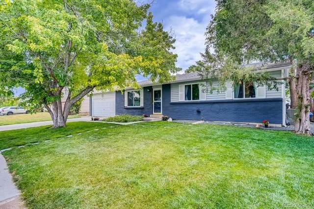 6406 S Cody Way, Littleton, CO 80123 (#6573822) :: Peak Properties Group