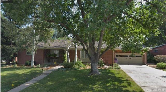 2734 S Milwaukee Street, Denver, CO 80210 (#6574176) :: House Hunters Colorado