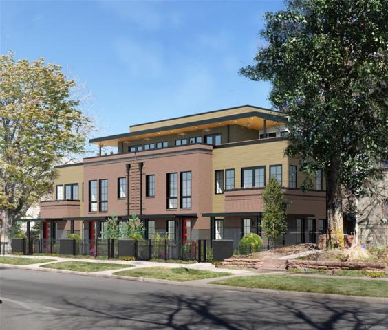 518 N Washington Street, Denver, CO 80203 (#6574217) :: The Pete Cook Home Group