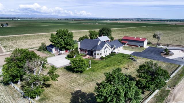 13965 County Road 42, Platteville, CO 80651 (MLS #6574782) :: 8z Real Estate