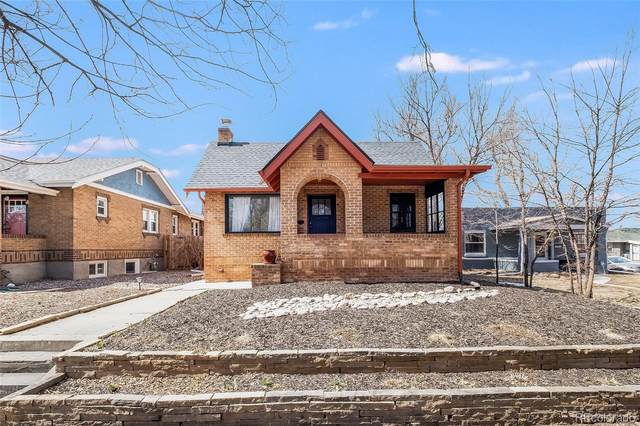 2305 S Lincoln Street, Denver, CO 80210 (MLS #6574883) :: Keller Williams Realty