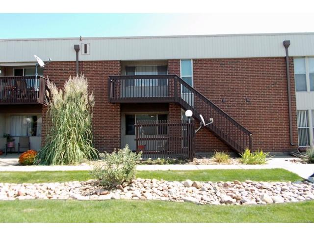 3663 S Sheridan Boulevard #14, Denver, CO 80235 (#6575059) :: Ford and Associates