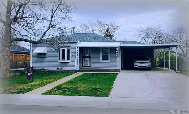 4460 Raritan Street, Denver, CO 80211 (#6575298) :: The Peak Properties Group