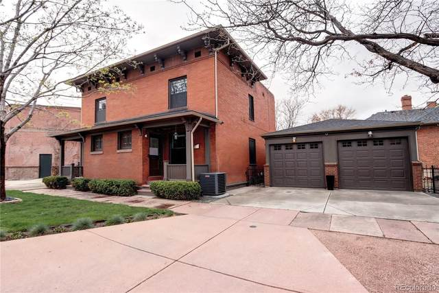 722 26th Street, Denver, CO 80205 (MLS #6575310) :: Stephanie Kolesar